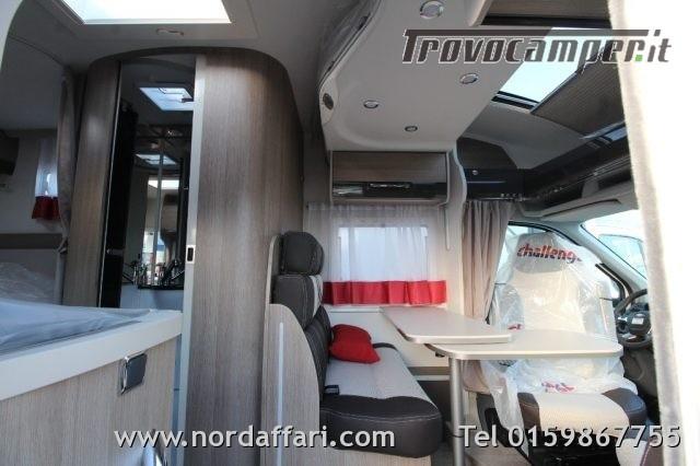Semintegrale challenger 194 ga fiat 140cv usato  in vendita a Biella - Immagine 7