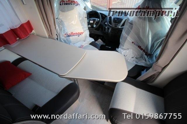 Semintegrale challenger 194 ga fiat 140cv usato  in vendita a Biella - Immagine 8