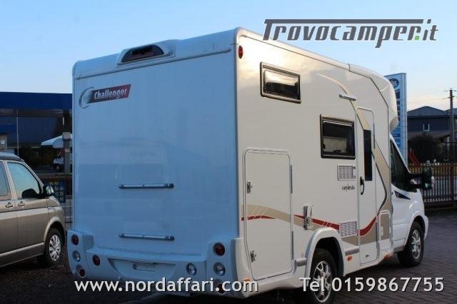Semintegrale challenger 194 ga fiat 140cv usato  in vendita a Biella - Immagine 3