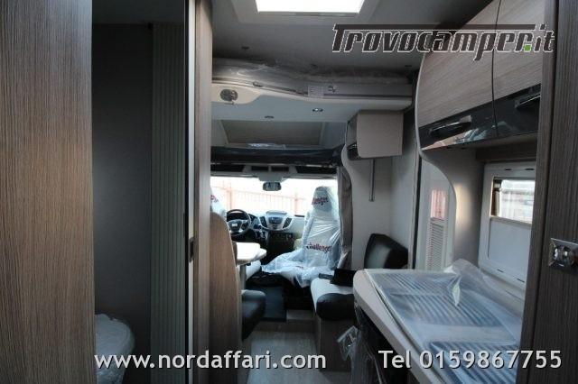 Semintegrale challenger 194 ga fiat 140cv usato  in vendita a Biella - Immagine 18