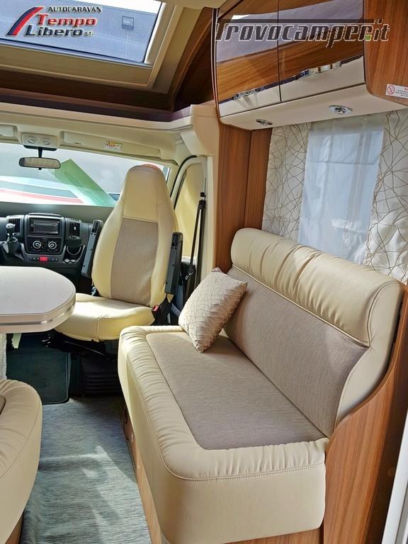 SEMINTEGRALE EURAMOBIL PROFILA RS 675 SB CON BASCULANTE 4 POSTI nuovo  in vendita a Modena - Immagine 3