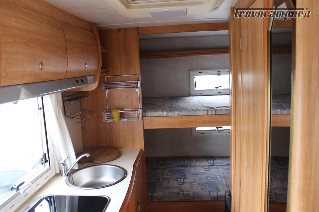 Mansardato Rimor Superbrig 680 TC usato  in vendita a Treviso - Immagine 4