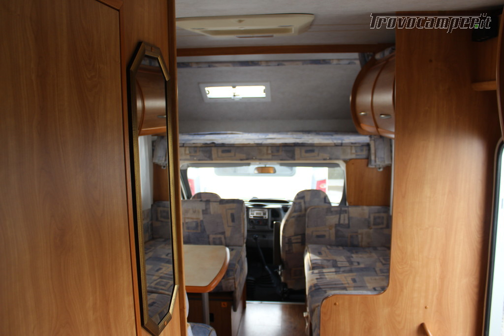 Mansardato Rimor Superbrig 680 TC usato  in vendita a Treviso - Immagine 5