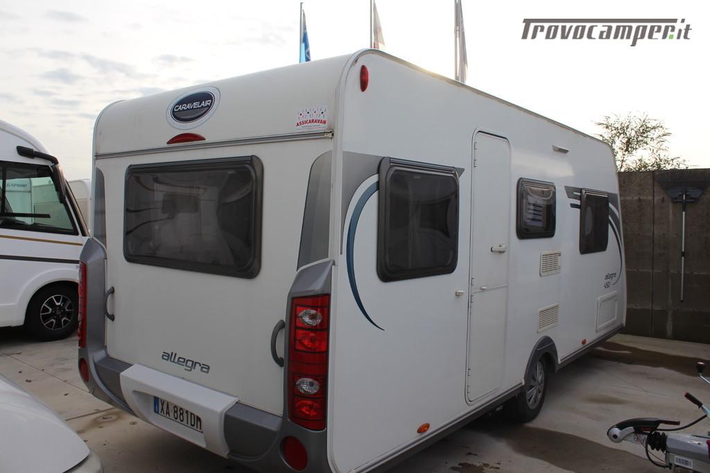Caravan Caravelair Allegra 450 nuovo  in vendita a Treviso - Immagine 2