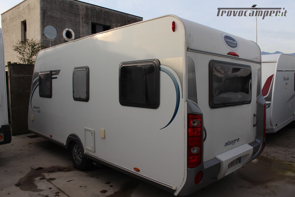 Caravan Caravelair Allegra 450 nuovo  in vendita a Treviso - Immagine 1