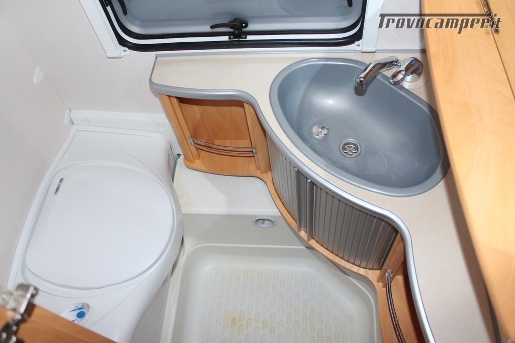 Caravan Fendt Saphir 560 nuovo  in vendita a Treviso - Immagine 9