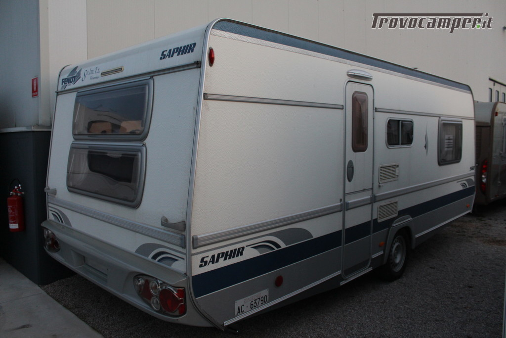 Caravan Fendt Saphir 560 nuovo  in vendita a Treviso - Immagine 1