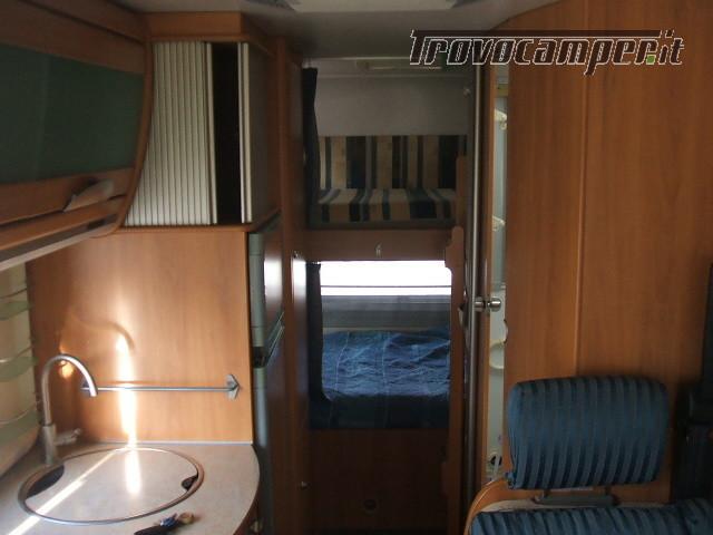 MOTORHOME HYMER B 624 DUCATO 2.8 JTD TELAIO AL-KO nuovo  in vendita a Ancona - Immagine 13