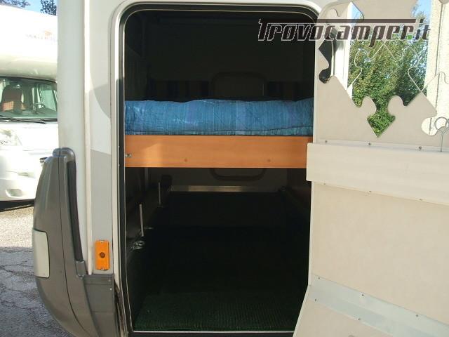 MOTORHOME HYMER B 624 DUCATO 2.8 JTD TELAIO AL-KO nuovo  in vendita a Ancona - Immagine 5