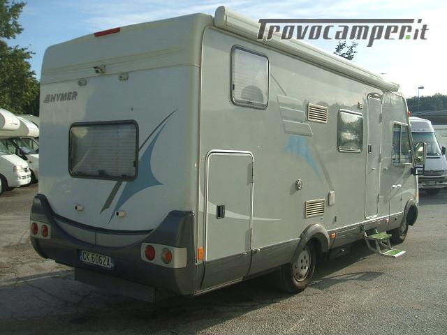 MOTORHOME HYMER B 624 DUCATO 2.8 JTD TELAIO AL-KO nuovo  in vendita a Ancona - Immagine 4
