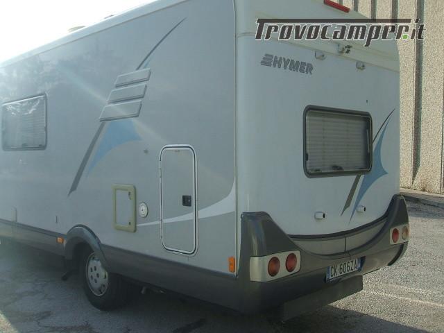 MOTORHOME HYMER B 624 DUCATO 2.8 JTD TELAIO AL-KO nuovo  in vendita a Ancona - Immagine 3