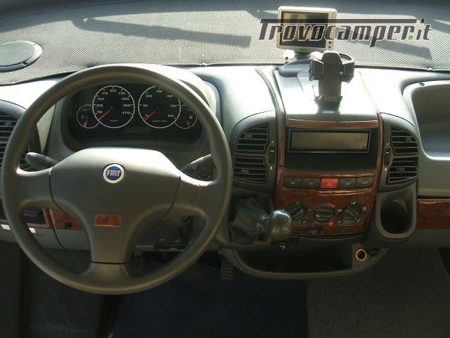 MOTORHOME HYMER B 624 DUCATO 2.8 JTD TELAIO AL-KO nuovo  in vendita a Ancona - Immagine 18