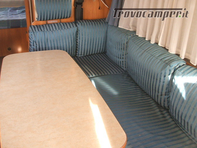 MOTORHOME HYMER B 624 DUCATO 2.8 JTD TELAIO AL-KO nuovo  in vendita a Ancona - Immagine 8