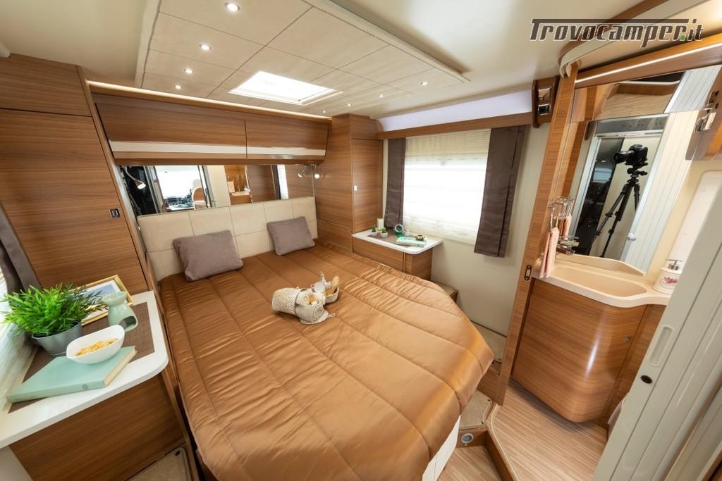Motorhome ARCA Europa H 740 GLC con garage e letto matrimoniale in coda nuovo  in vendita a Massa-Carrara - Immagine 9