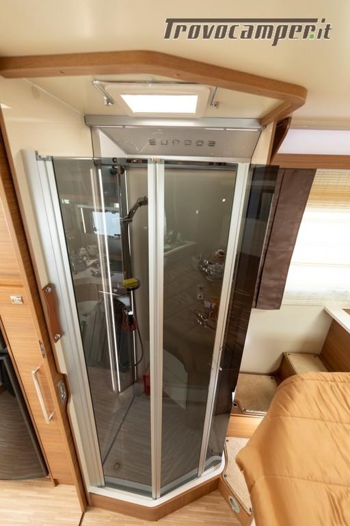 Motorhome ARCA Europa H 740 GLC con garage e letto matrimoniale in coda nuovo  in vendita a Massa-Carrara - Immagine 10