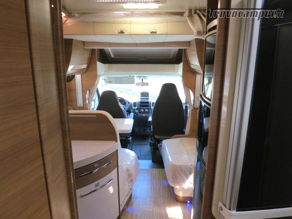 Semi integrale ARCA Europa P 740 GLG con garage e letti gemelli in coda usato  in vendita a Massa-Carrara - Immagine 11