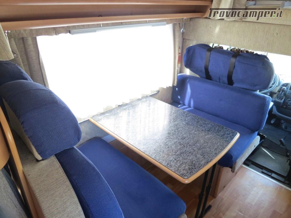 Mc Louis Tandy 610 Mansardato 6 posti letto con veranda e pannello solare usato  in vendita a Massa-Carrara - Immagine 8