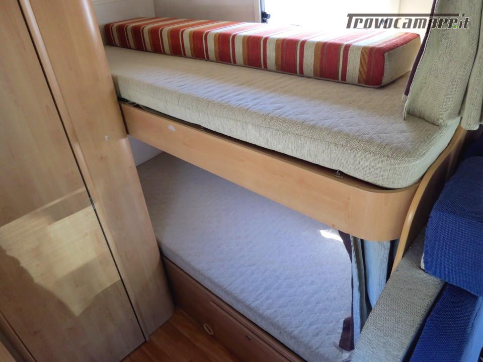 Mc Louis Tandy 610 Mansardato 6 posti letto con veranda e pannello solare usato  in vendita a Massa-Carrara - Immagine 10