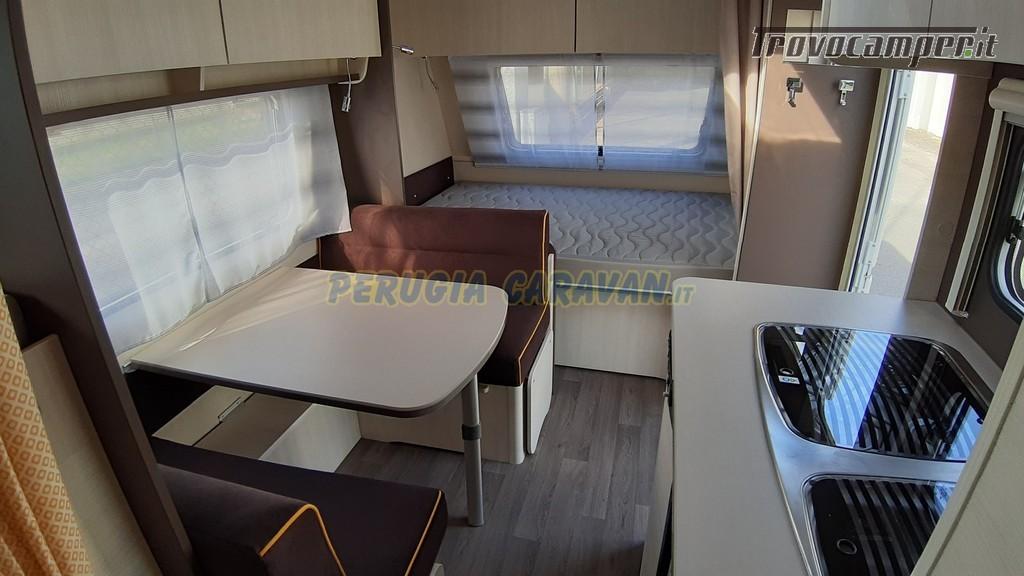Roulotte 6 posti seminuova Caravelair Antares 496 style nuovo  in vendita a Perugia - Immagine 6