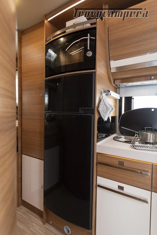 Semi-integrale ARCA Europa P 699 GLM con garage e letto matrimoniale in coda usato  in vendita a Massa-Carrara - Immagine 7