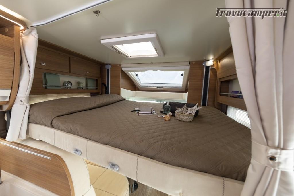 Semi-integrale ARCA Europa P 699 GLM con garage e letto matrimoniale in coda usato  in vendita a Massa-Carrara - Immagine 10