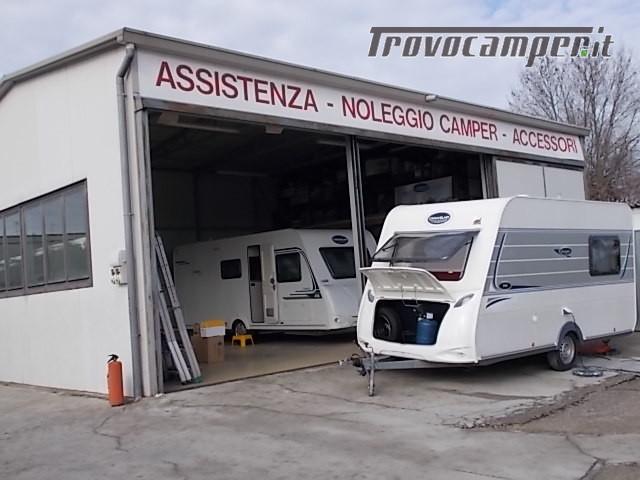 RIMESSAGGIO CARAVAN E CAMPER , COSTO ANNUALE IVA compresa a partire da nuovo  in vendita a Monza e Brianza - Immagine 2
