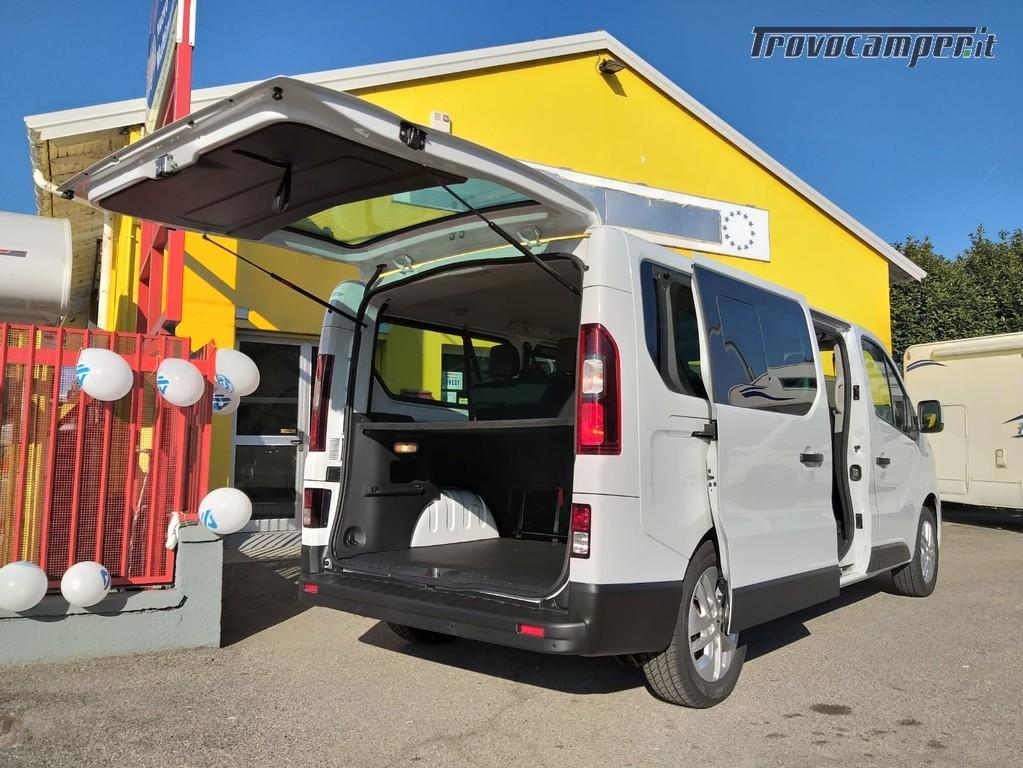 RENAULT TRAFIC 9 POSTI usato  in vendita a Varese - Immagine 3