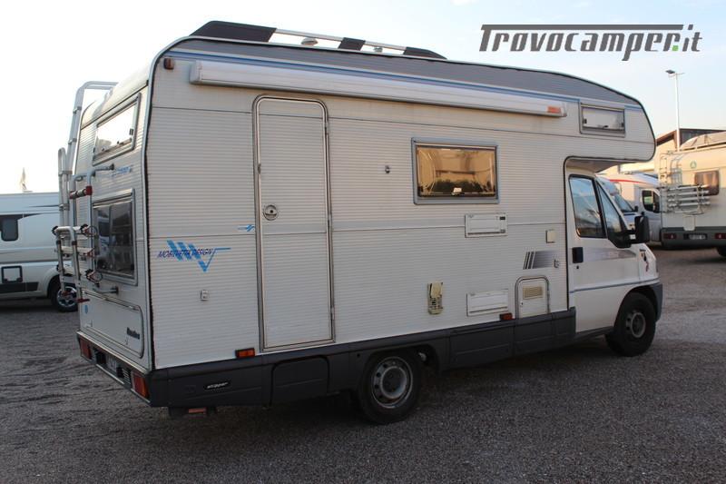 Mansardato Mobilvetta Skipper 60 usato  in vendita a Treviso - Immagine 2
