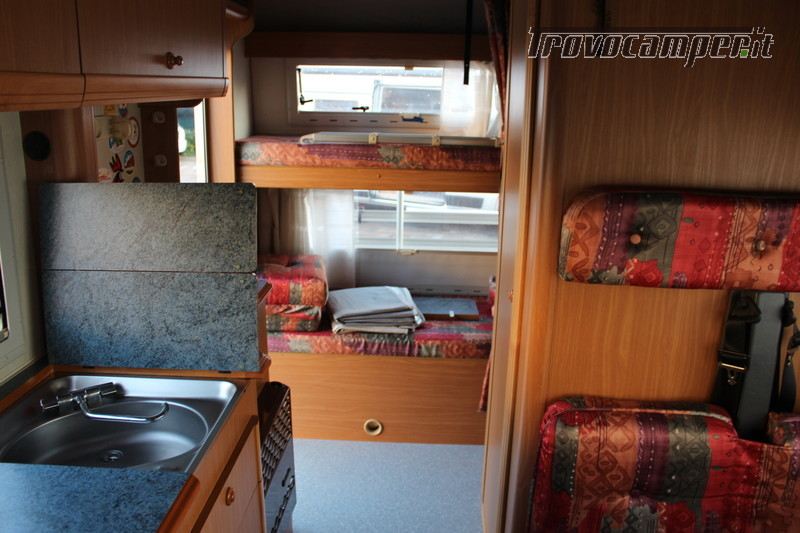 Mansardato Mobilvetta Skipper 60 usato  in vendita a Treviso - Immagine 9