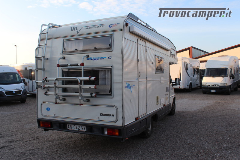 Mansardato Mobilvetta Skipper 60 usato  in vendita a Treviso - Immagine 4
