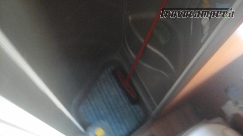 Mansardato dream 545 garage ducato 3000 nuovo  in vendita a Ancona - Immagine 12