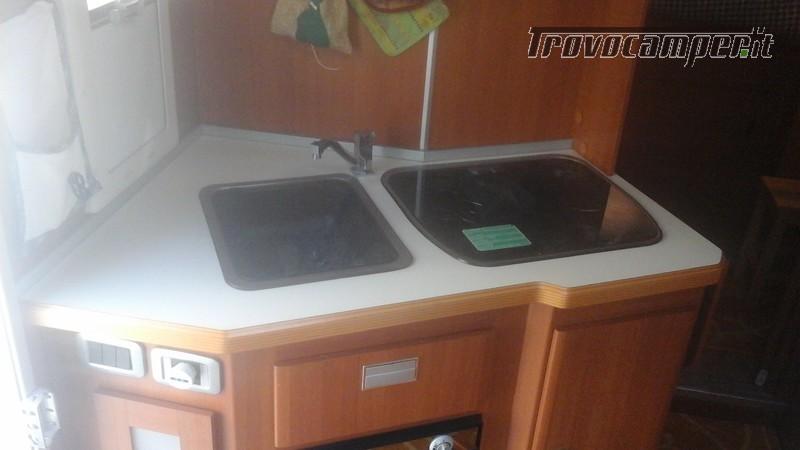 Mansardato dream 545 garage ducato 3000 nuovo  in vendita a Ancona - Immagine 9