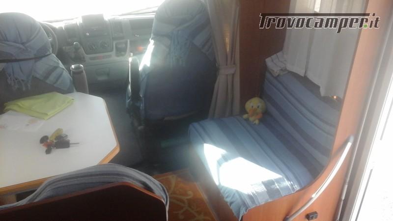 Mansardato dream 545 garage ducato 3000 nuovo  in vendita a Ancona - Immagine 8
