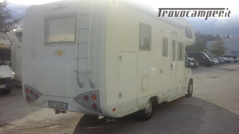 Mansardato dream 545 garage ducato 3000 nuovo  in vendita a Ancona - Immagine 4