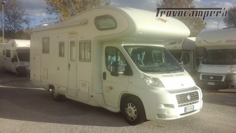 Mansardato dream 545 garage ducato 3000 nuovo  in vendita a Ancona - Immagine 1