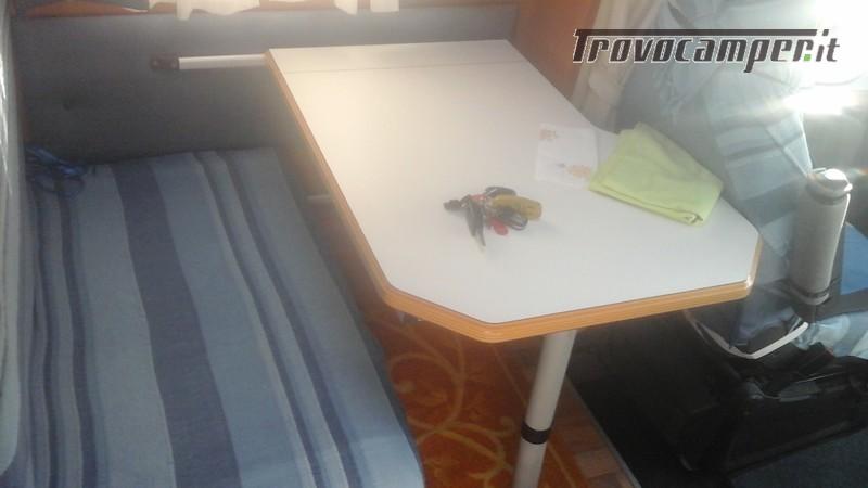 Mansardato dream 545 garage ducato 3000 nuovo  in vendita a Ancona - Immagine 7