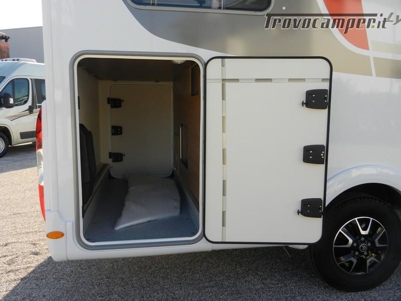 Motorhome Burstner LYSEO TIME I 690g usato  in vendita a Treviso - Immagine 3