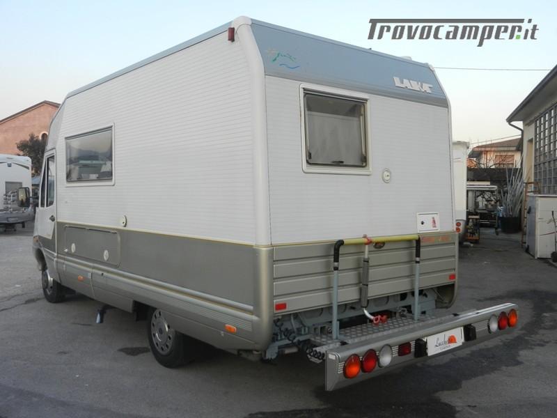Semintegrale Laika ECOVIP 400i usato  in vendita a Treviso - Immagine 3