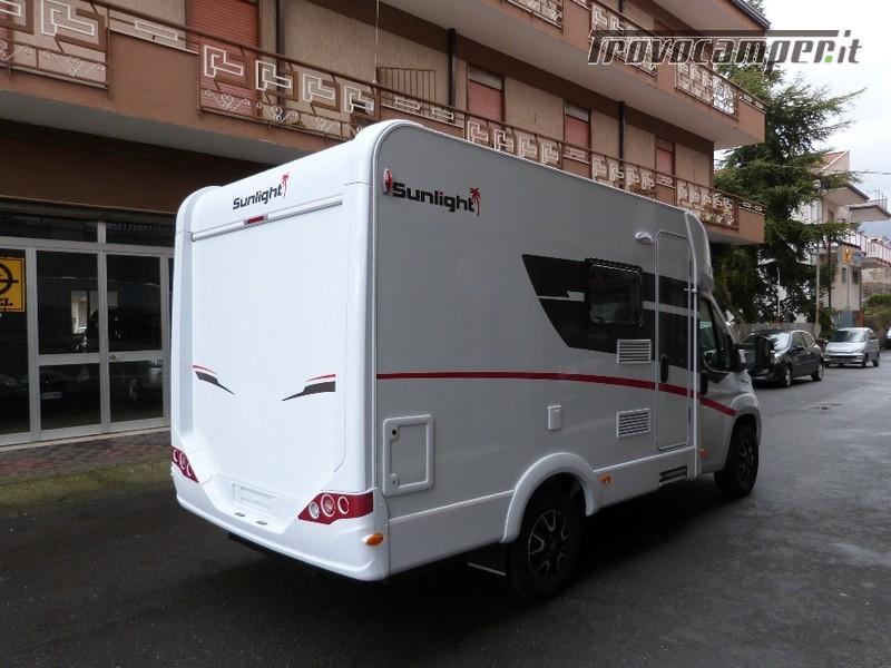 """SEMINTEGRALE SUNLIGHT T 58 """"GRUPPO HYMER"""" nuovo  in vendita a Catania - Immagine 2"""