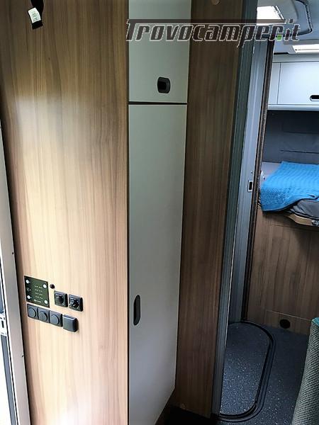 Semintegrale con basculante e garage SUN LIVING A70SP (by Adria) *ex noleggio* usato  in vendita a Rieti - Immagine 10