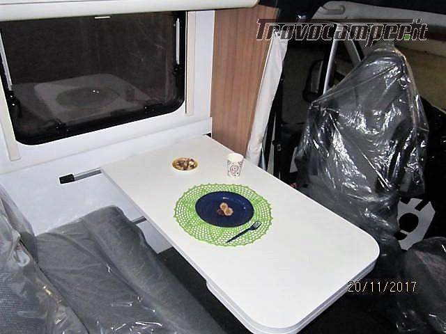Semintegrale con basculante e garage SUN LIVING A70SP (by Adria) *ex noleggio* usato  in vendita a Rieti - Immagine 9
