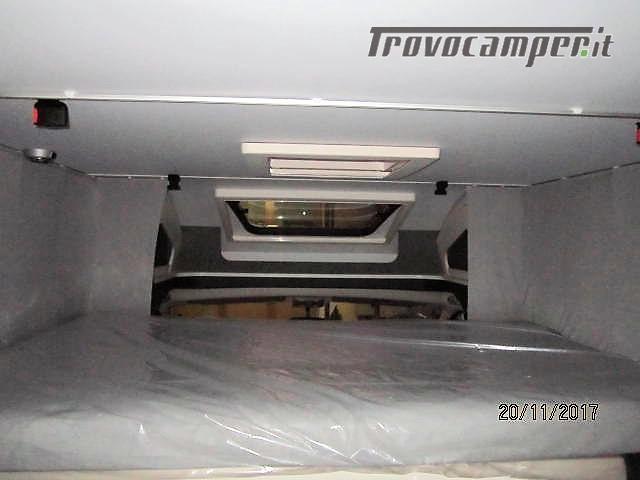 Semintegrale con basculante e garage SUN LIVING A70SP (by Adria) *ex noleggio* usato  in vendita a Rieti - Immagine 4