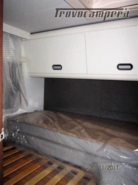 Semintegrale con basculante e garage SUN LIVING A70SP (by Adria) *ex noleggio* usato  in vendita a Rieti - Immagine 7