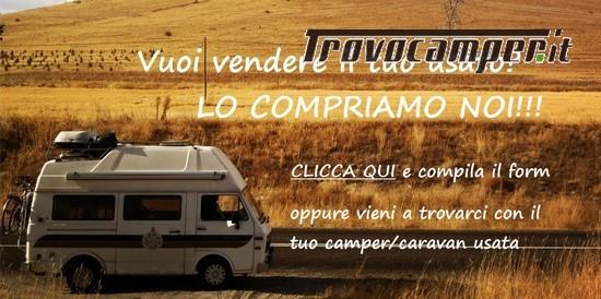 Compriamo+camper+e+caravan+usate usato  in vendita a Como - Immagine 1