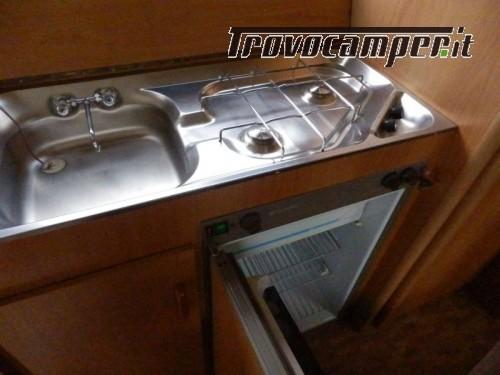 Motorhome+ELNAGH+MAGNUM usato  in vendita a Mantova - Immagine 4