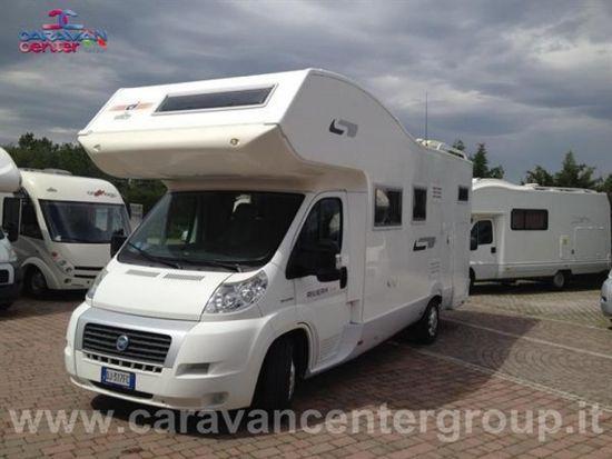 Ci international ci riviera garage usato  in vendita a Campobasso - Immagine 1