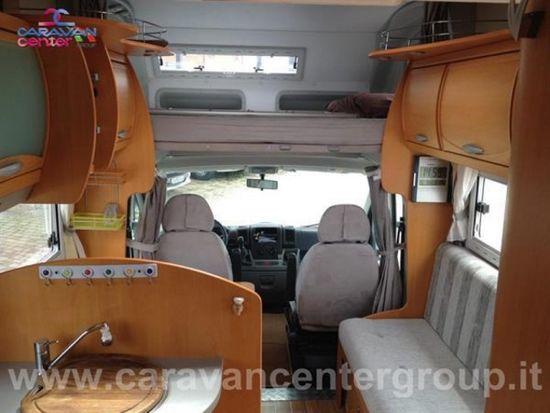 Ci international ci riviera garage usato  in vendita a Campobasso - Immagine 5