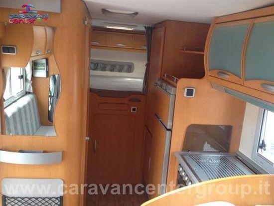 Ci international ci riviera garage usato  in vendita a Campobasso - Immagine 7