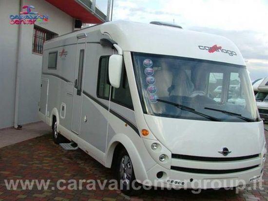 Carthago c-tourer i 150 usato  in vendita a Campobasso - Immagine 1