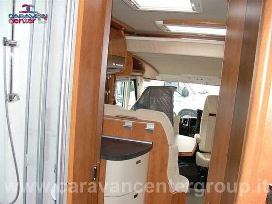 Carthago c-tourer i 150 usato  in vendita a Campobasso - Immagine 8